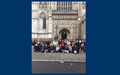 London Choir Trip – A Tale of Two Trips