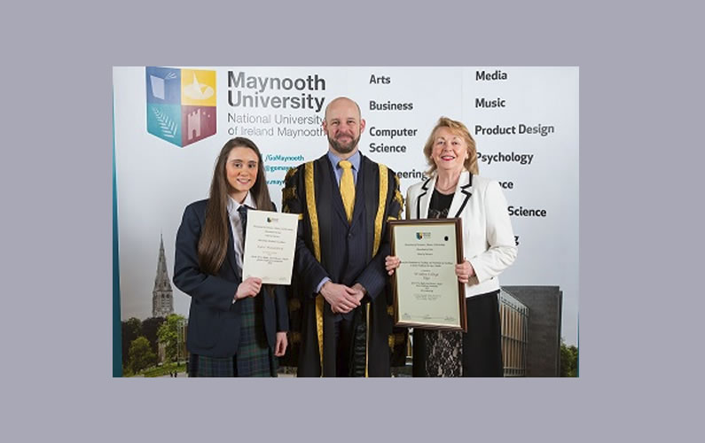 Business Awards at Maynooth University