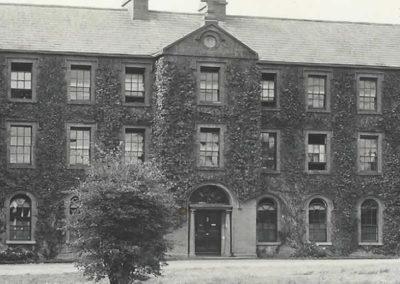 Old Ursuline College building