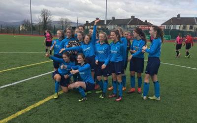U15 Connaught Soccer Champions 2017