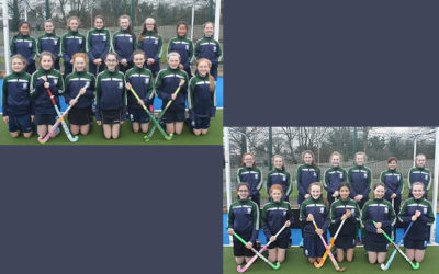 U14 Hockey Connaught Semi final 2017