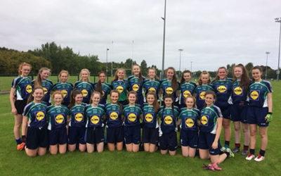 U16 Gaelic Football Result