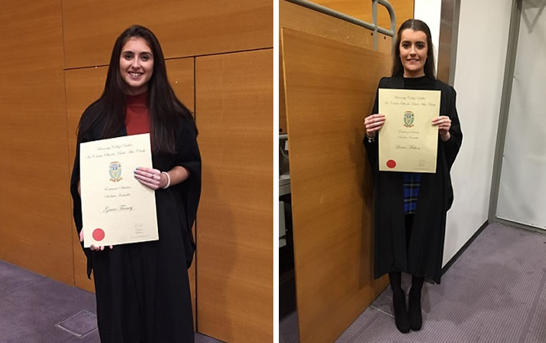 UCD Entrance Scholars Award Ceremony