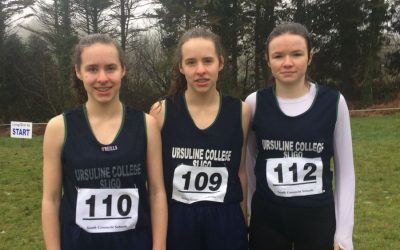 North Connacht Schools Cross County Success