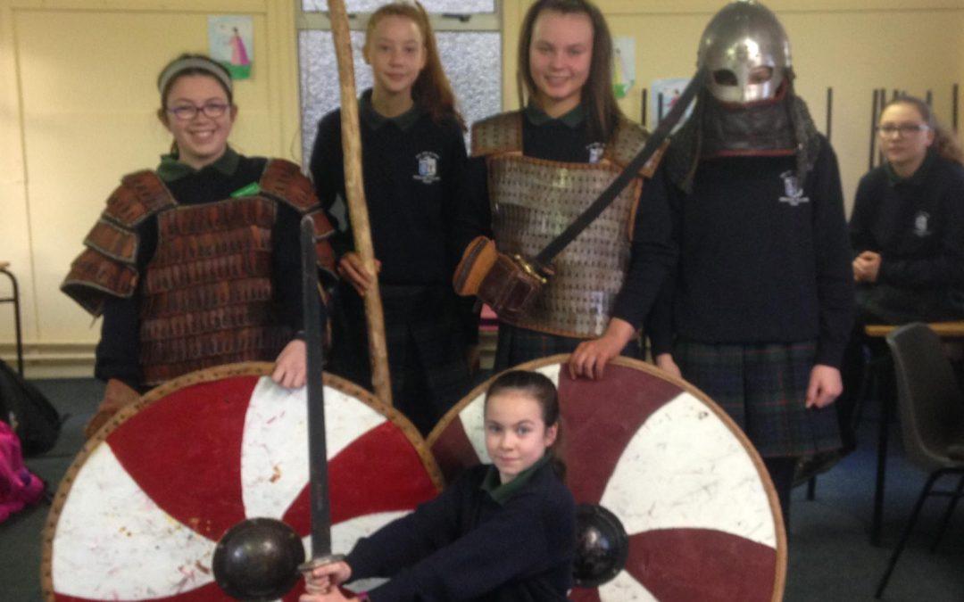 The Vikings return to Sligo