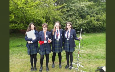 ROCKET BLASTS URSULINE COLLEGE INTO RUNNER UP POSITION  AT THE CANSAT FINAL 2019