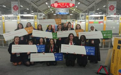 Great Success at the BT Young Scientist 2020