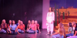 Ursuline College performing Joseph & His Amazing Dreamcoat