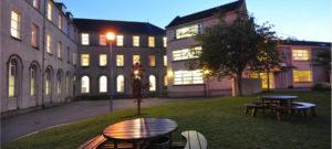 Exterior Ursuline College Sligo