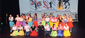 Ursuline College Grease Production