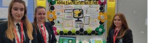 Ursuline College at BT Science Exhibition