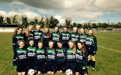 First Years are Connaught Soccer Champions