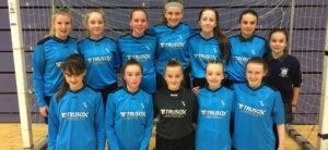 Futsal Winners Ursuline Girls College Sligo