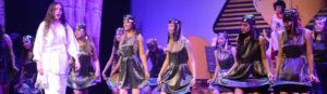 Ursuline College performing Joseph & His Amazing Dreamcoat