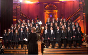 Senior Choir Ursuline College Sligo