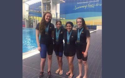2017 Irish Schools Interprovincial swimming