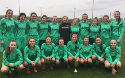 U17 Soccer Connaught Champions