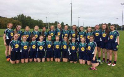 U16 Connaught Gaelic Champions 2019