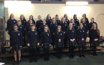 Senior Choir Achievement
