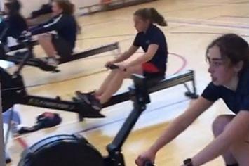 Sligo Schools Indoor Rowing Virtual Blitz